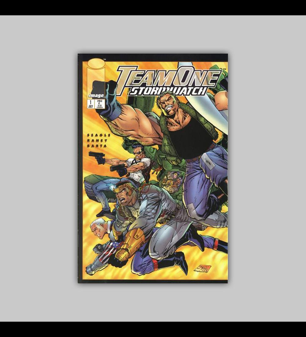 Team One: Stormwatch 1 1995