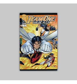 Team One: WildCATS (complete limited series) 1995
