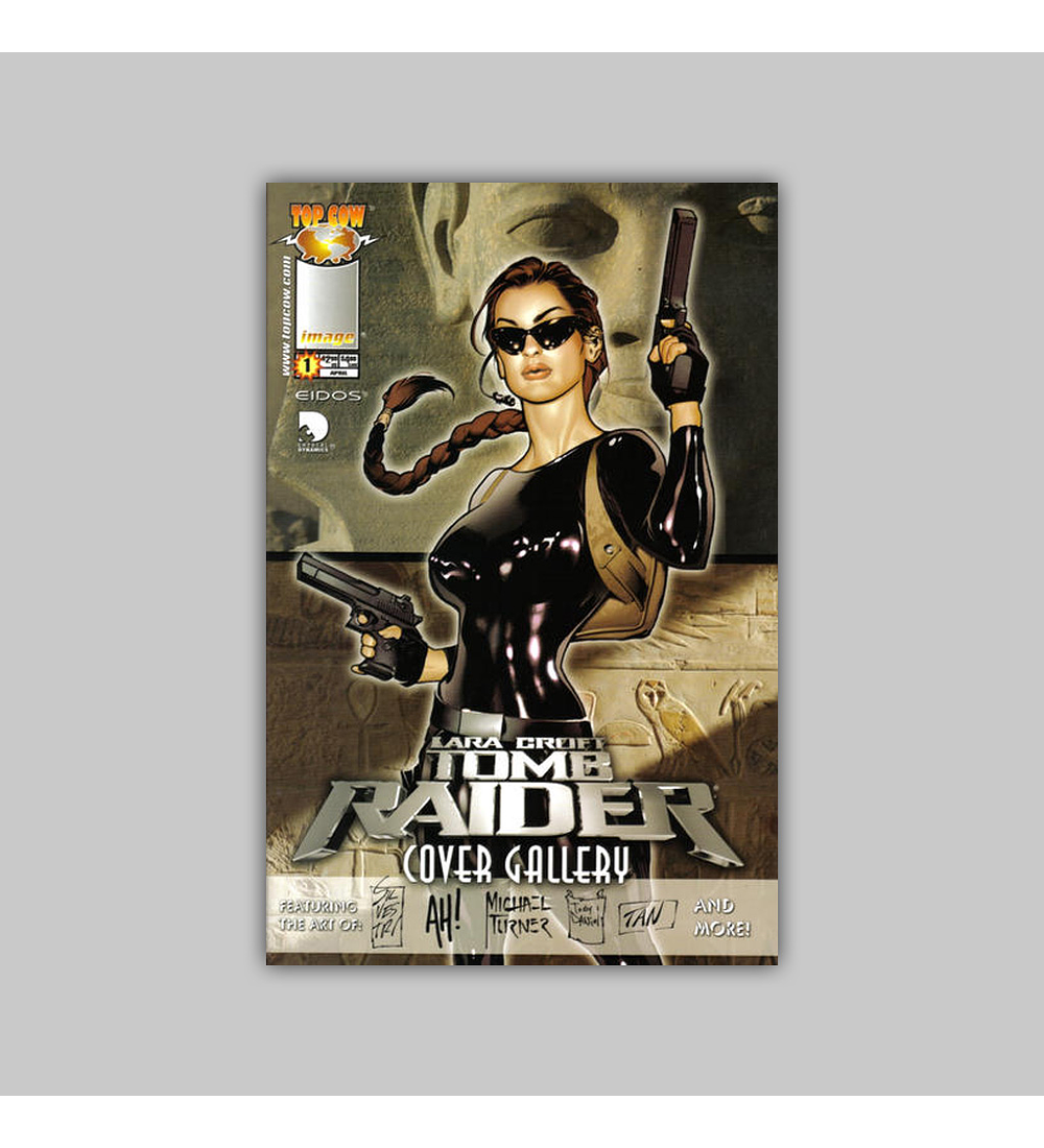 Tomb Raider Cover Gallery 1 2006