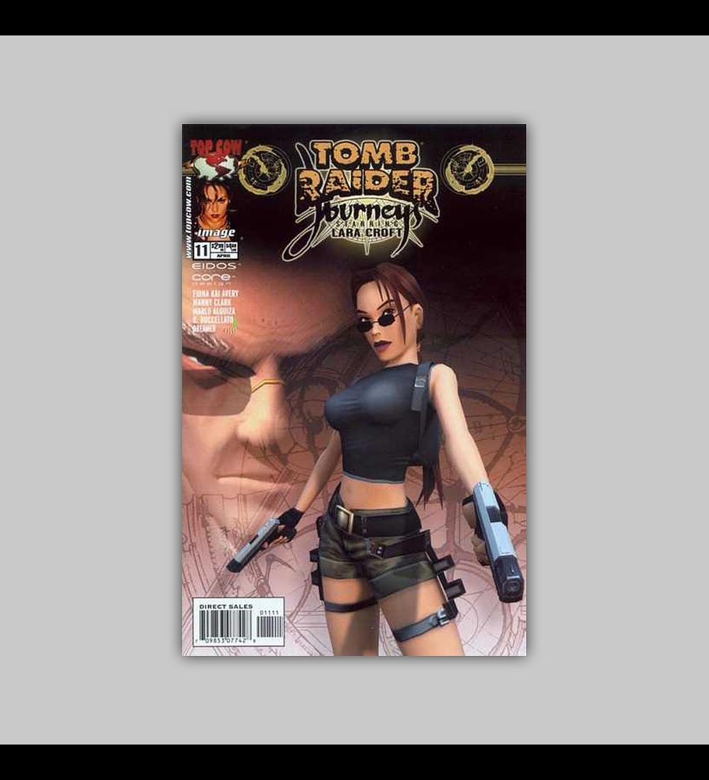 Tomb Raider: Journeys 11 2003