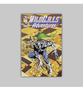 WildCATS Adventures 8 1995