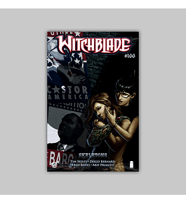 Witchblade 166 B 2013