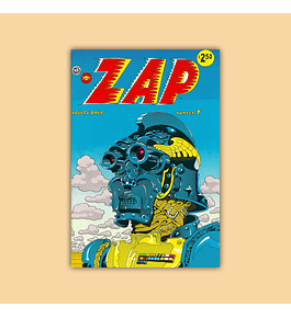 Zap Comix 7