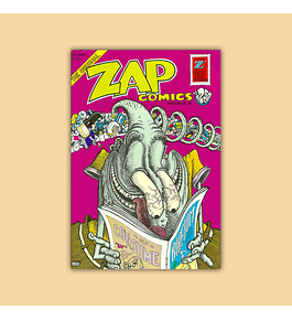 Zap Comix 6