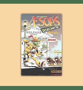 Aesop's Desecrated Morals 1 1993