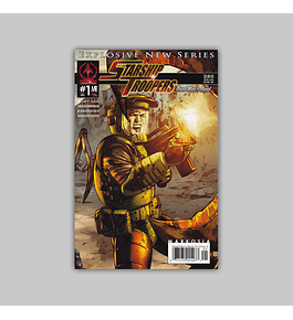 Starship Troopers: Dead Man's Hand 1 2006