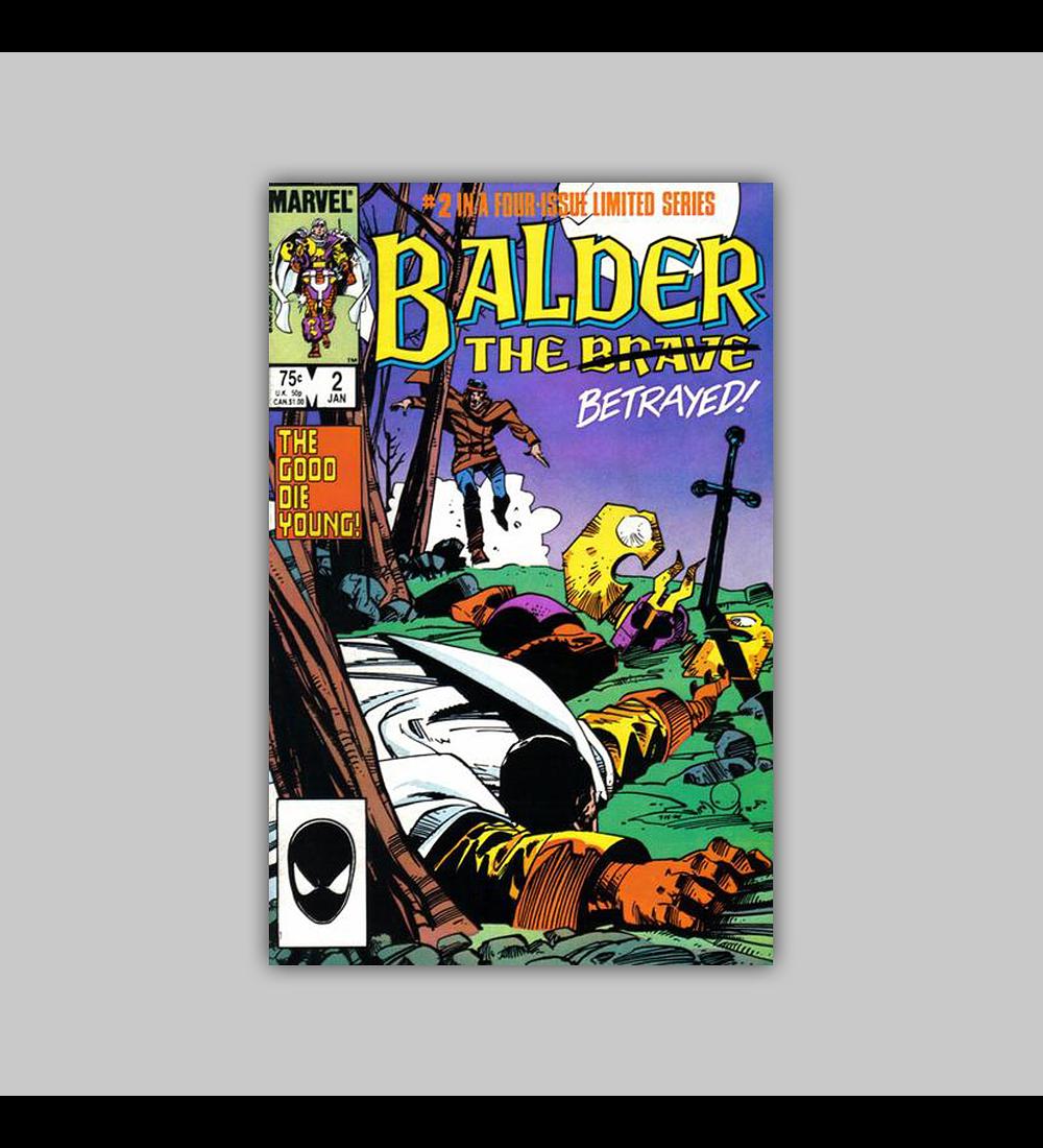 Balder the Brave 2 1986