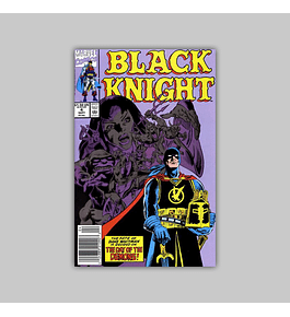 Black Knight 4 VF/NM (9.0) 1990