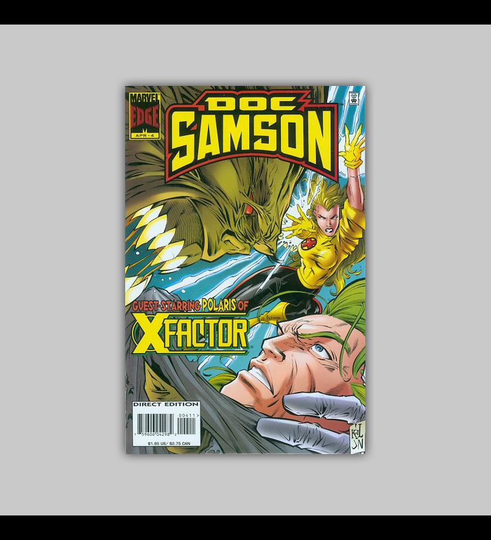 Doc Samson 4 1996
