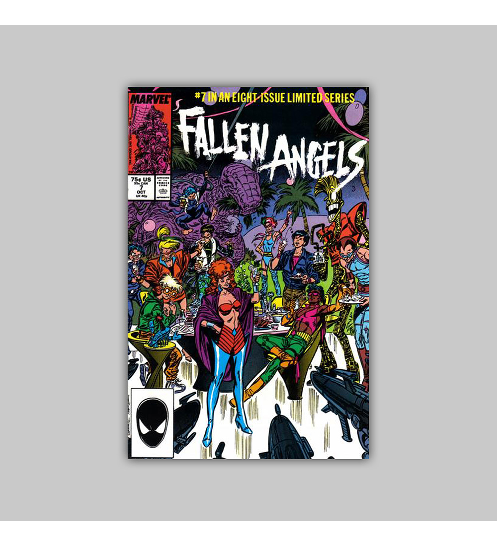 Fallen Angels 7 1987
