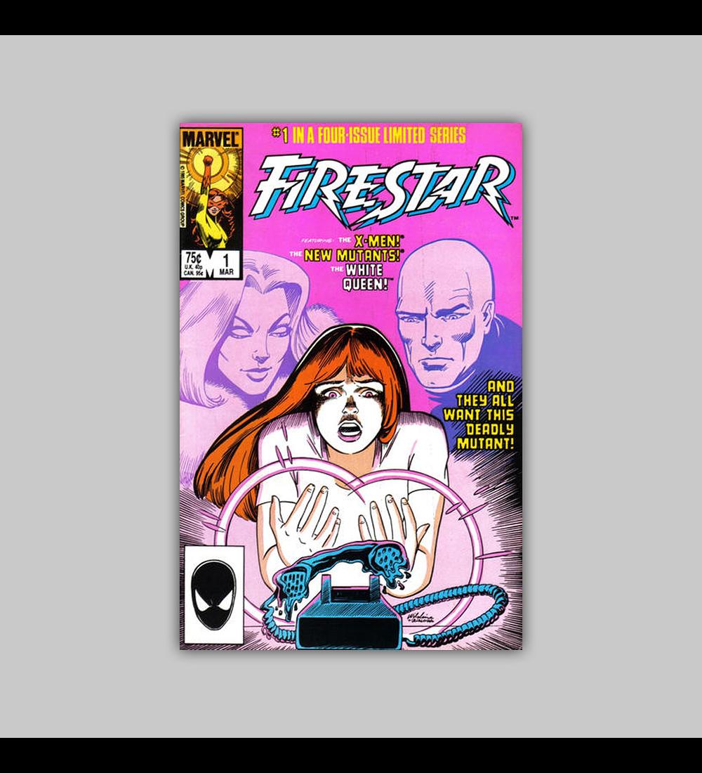 Firestar 1 1986