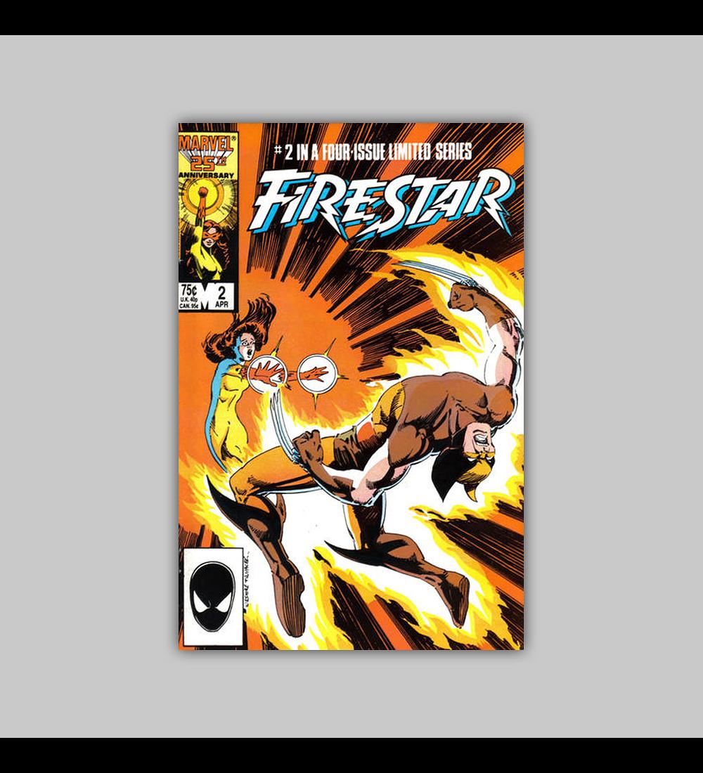 Firestar 2 1986