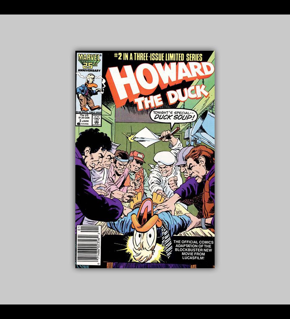 Howard the Duck 2 1987