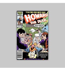 Howard the Duck 2 1987