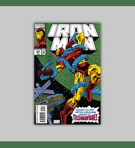 Iron Man 294 1993