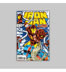 Iron Man 297 1993