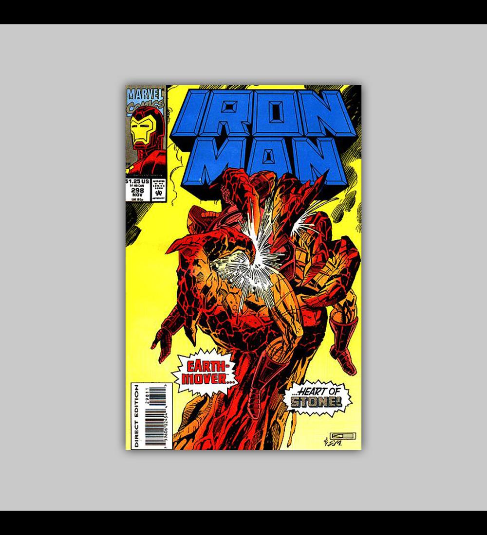 Iron Man 298 1993