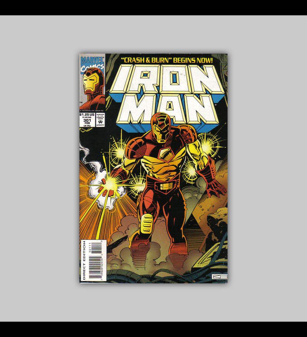 Iron Man 301 1994