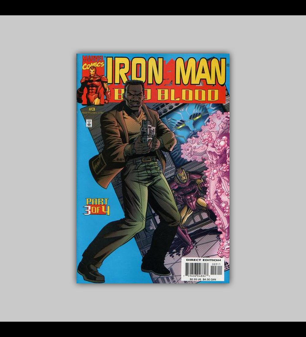Iron Man: Bad Blood 3 2000