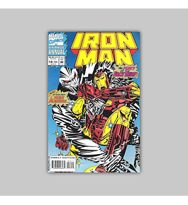 Iron Man Annual 14 Polybagged 1993