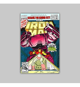 Iron Man Annual 13 1992