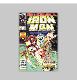 Iron Man Annual 9 1987