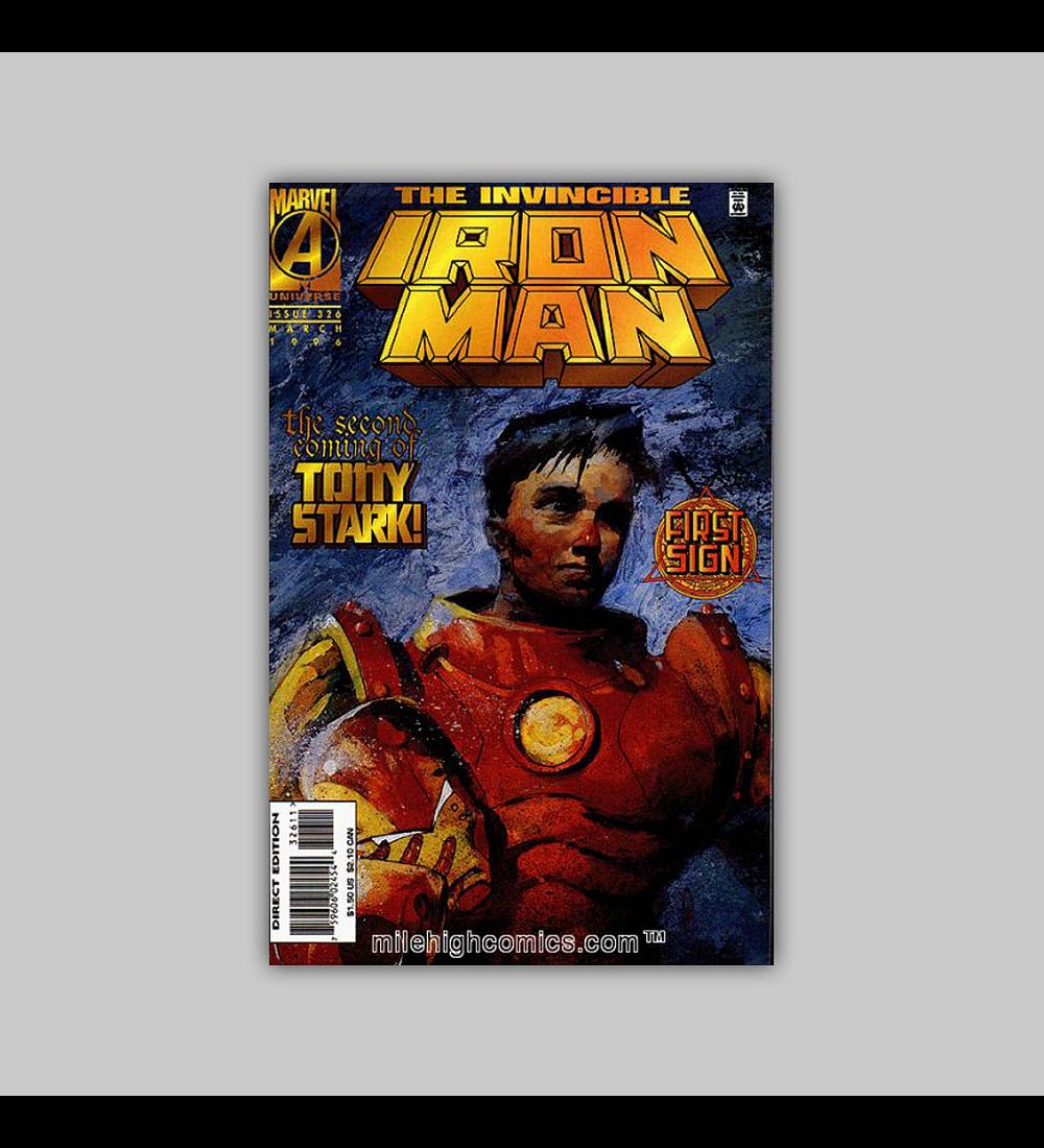 Iron Man 326 1996