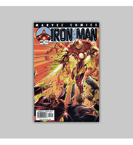 Iron Man (Vol. 3) 45 2001