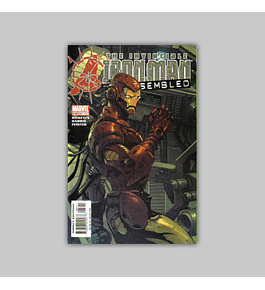 Iron Man (Vol. 3) 87 2004