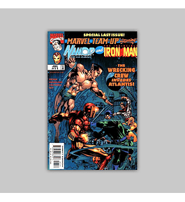 Marvel Team-Up (Vol. 2) 11 1998