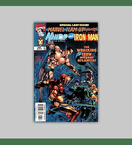 Marvel Team-Up (Vol. 2) 11 1998