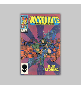 Micronauts: The New Voyages 6 1985