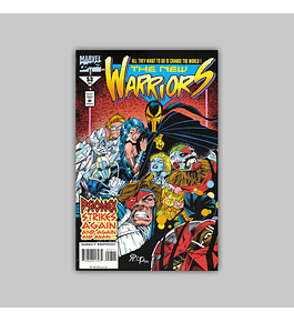 New Warriors 53 1994