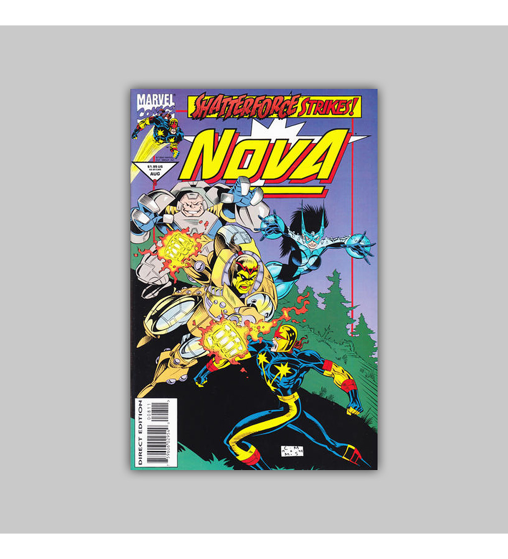 Nova 8 1994