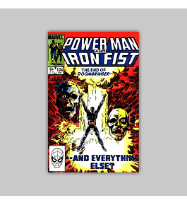 Power Man and Iron Fist 104 1984