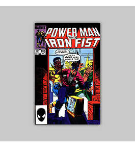 Power Man and Iron Fist 105 1984
