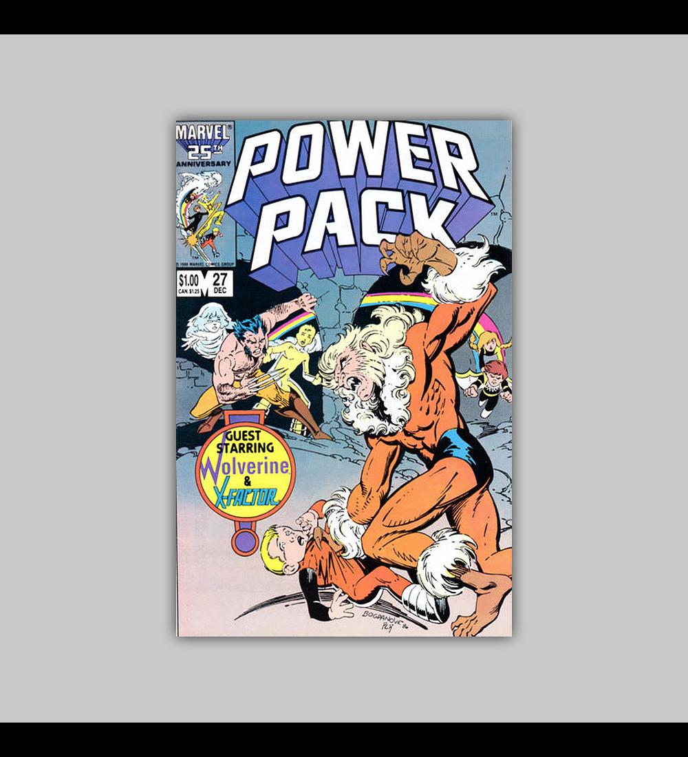 Power Pack 27 1987