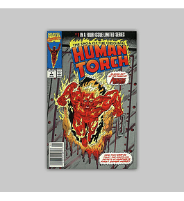 Saga of the Original Human Torch 1 1990