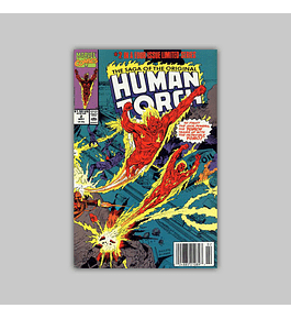 Saga of the Original Human Torch 2 1990