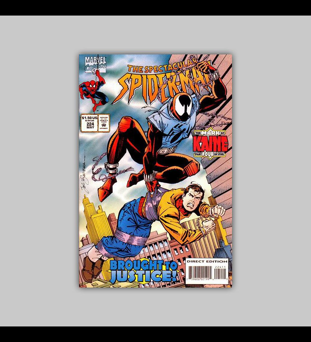 Spectacular Spider-Man 224 1995