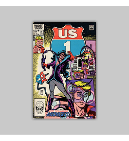 US 1 2 VF/NM (9.0) 1983