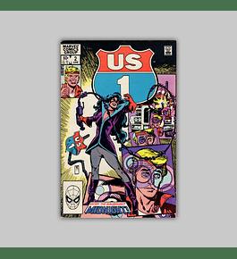 US 1 2 VF/NM (9.0) 1983