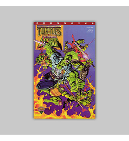 Teenage Mutant Ninja Turtles/The Savage Dragon Crossover 1 1995