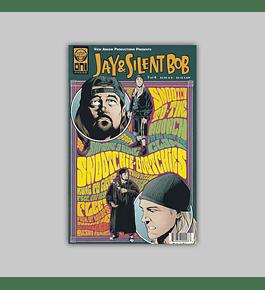 Jay & Silent Bob 1 2nd printing 1998