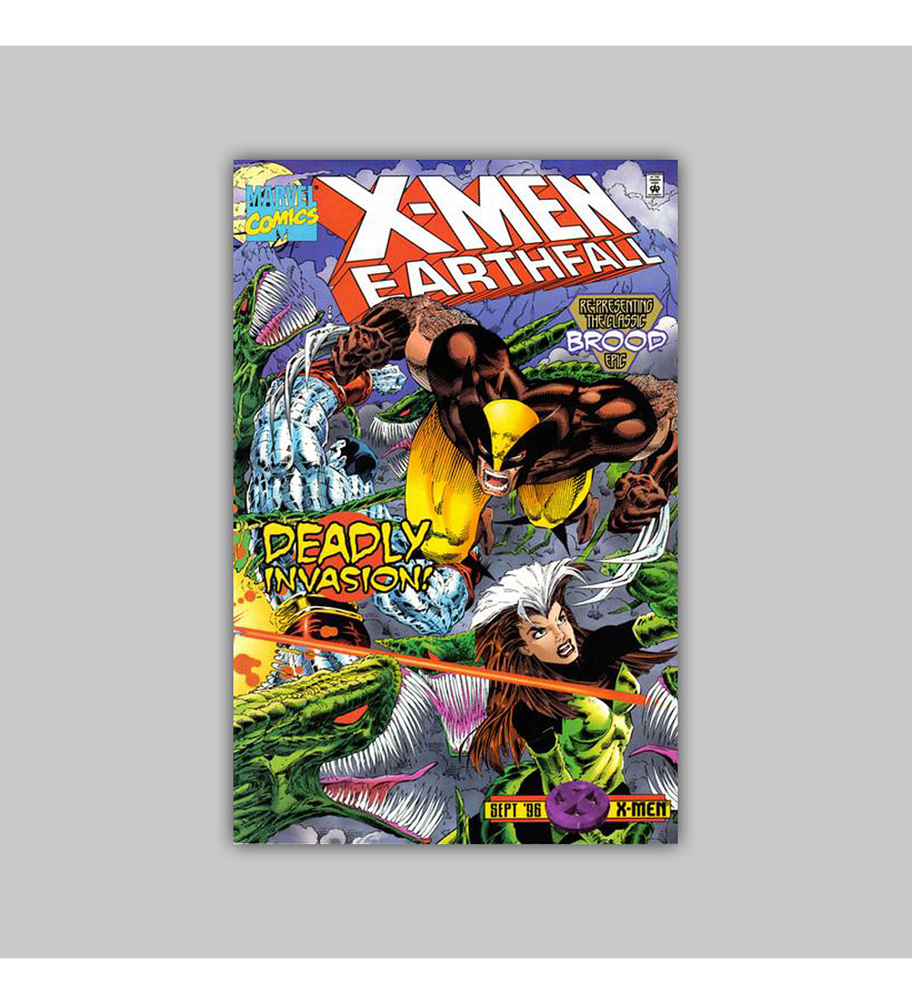 X-Men: Earthfall 1996