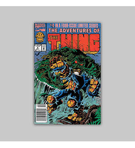 The Adventures of the Thing 4 1992