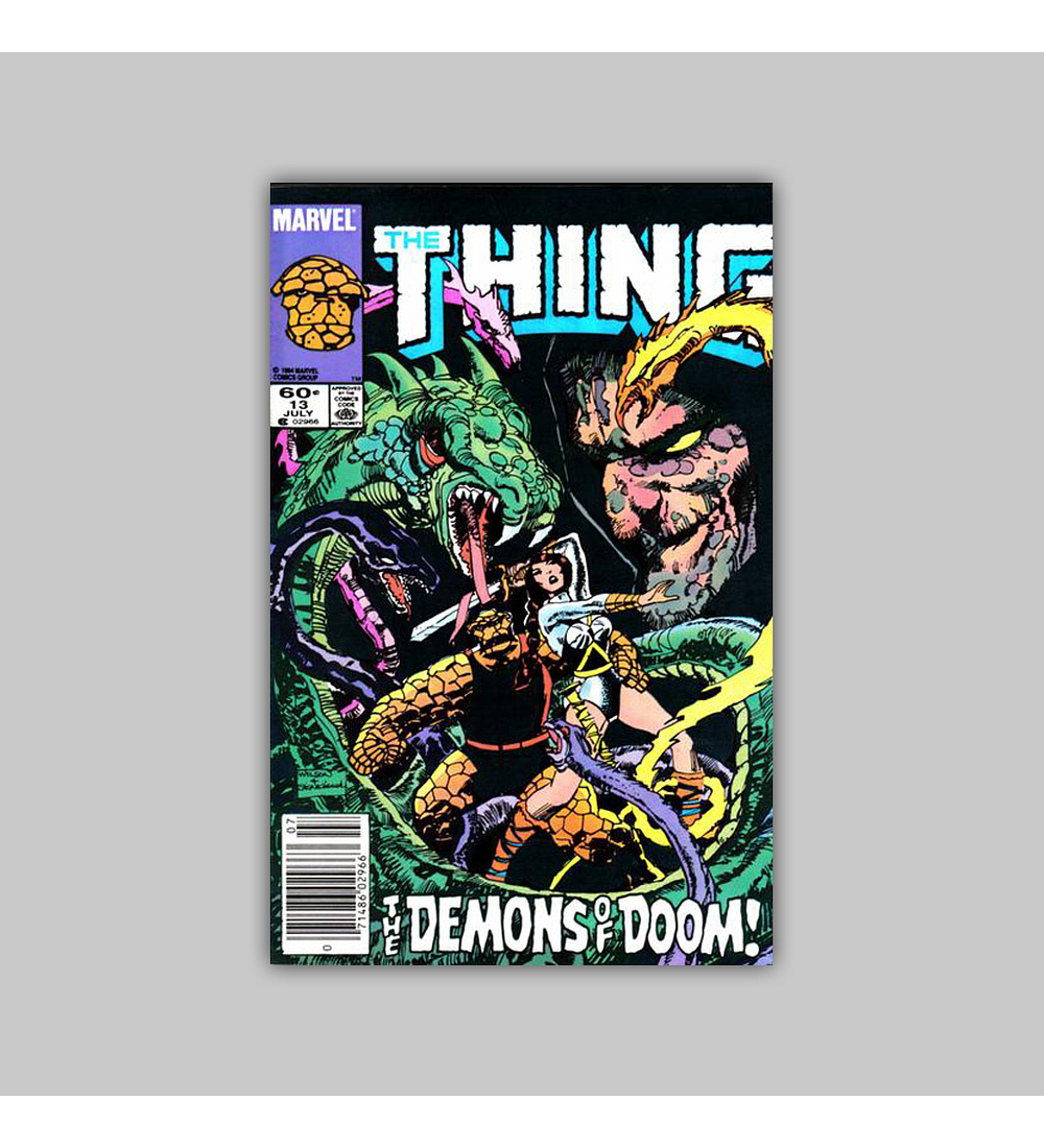 The Thing 13 1984