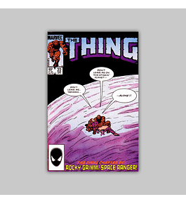 The Thing 22 1985