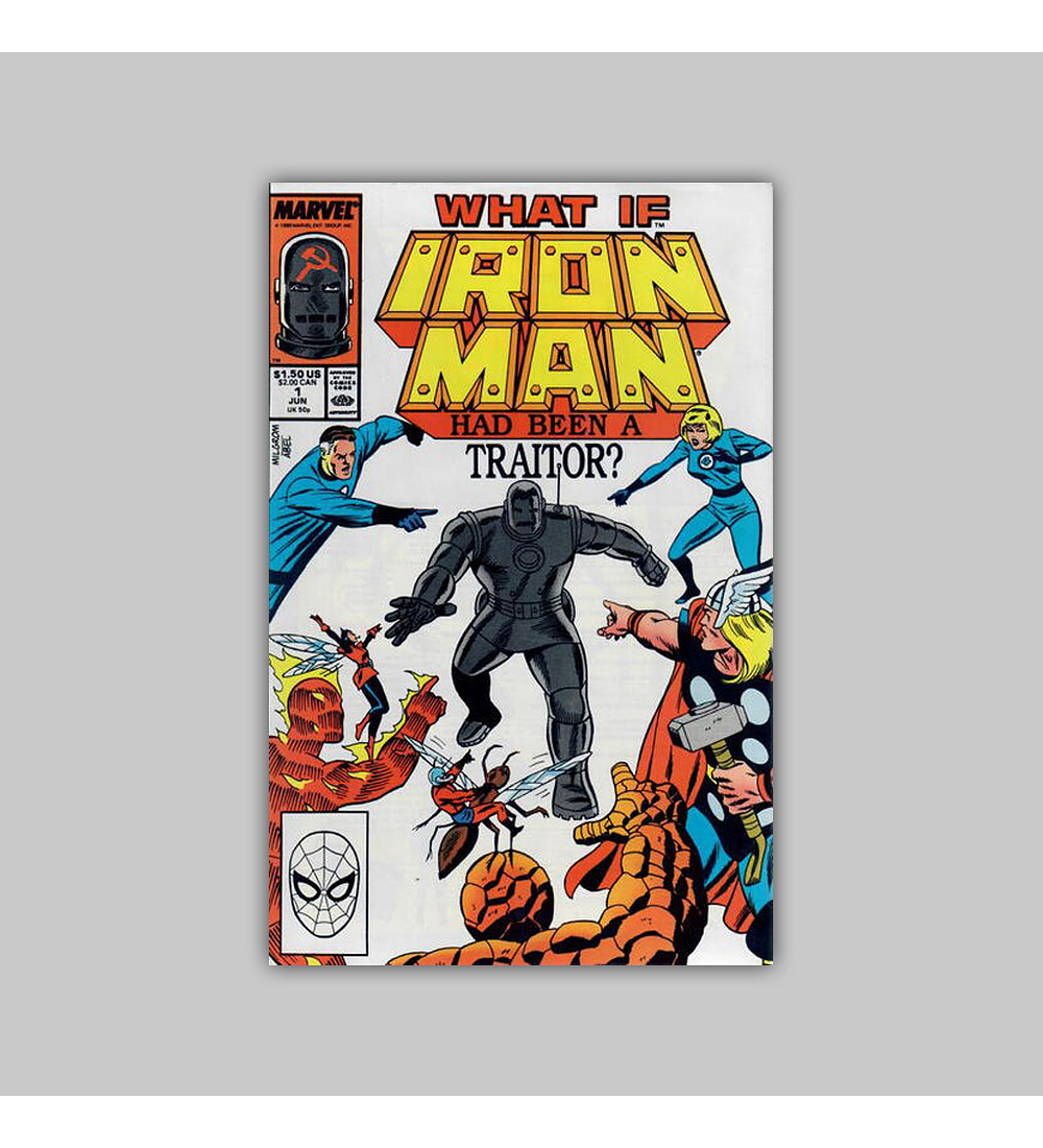 What If Special: Iron Man 1 1988