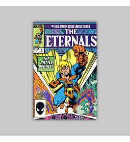 The Eternals 1 1985